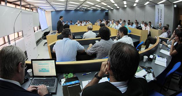 Reuniones informativas Ingeniería