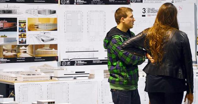 Alumnos presentan proyectos para intervenir el Distrito de las Artes