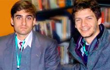<span>Facundo Alvarez y Mart&iacute;n Sol&eacute;</span>