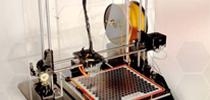 Impresoras 3D argentinas que generan hasta comida