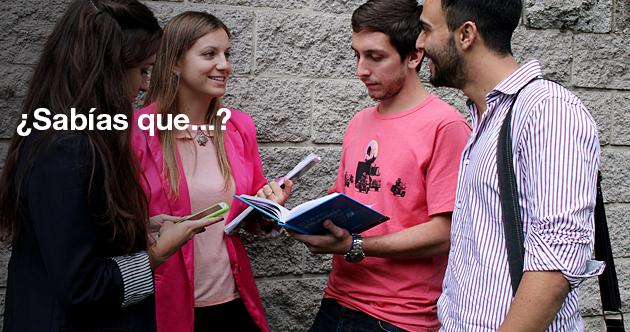 La comunidad de la UP está integrada por alumnos de 59 países.