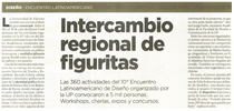 Intercambio regional de figuritas