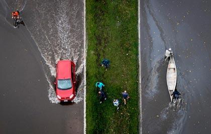 28/08 | La Ciudad y el agua: Responsabilidad Social en el Uso del Recurso Hídrico