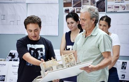 30/07 | Charla Informativa Arquitectura Ingreso agosto 2015