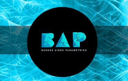 19/10 | BAP – Buenos Aires Paramétrico 2015