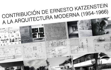 09/10 | Presentación del libro: Contribución de Ernesto Katzenstein