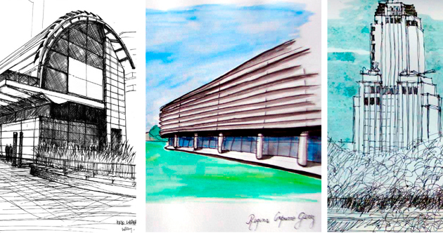 24 04 sketchers up producci n de croquis novedades for Novedades de arquitectura
