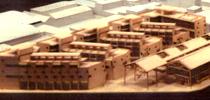 Conjunto de viviendas en el Distrito de las Artes