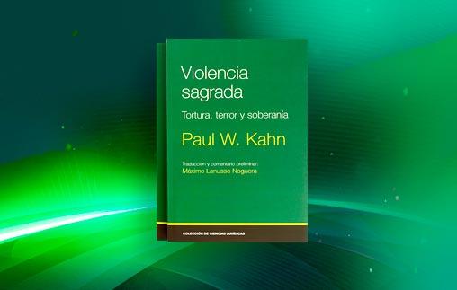 Nuevo Libro de la Colección de Ciencias Jurídicas