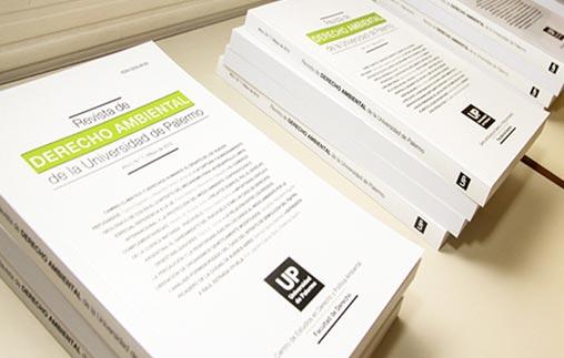 Revista de Derecho Ambiental: Convocatoria para presentar trabajos