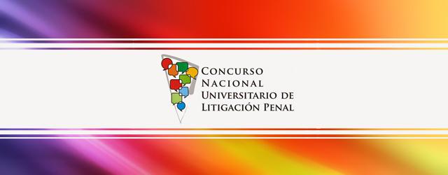 Equipo de la Facultad participa en Concurso Nacional Universitario de Litigación Penal