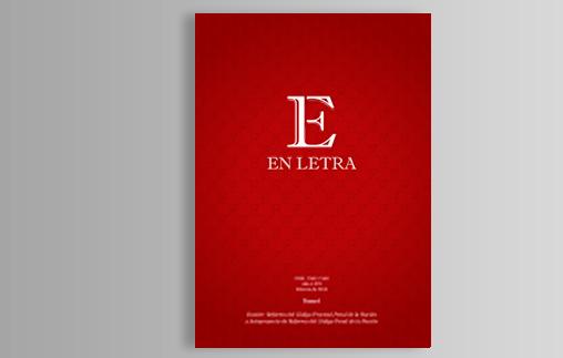 El Decano Roberto Saba contribuye en una publicación