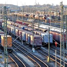 Novedades en Logística, proceso de transporte ferroviario