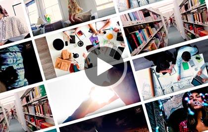 Buscamos alumnos creativos, talentosos, únicos