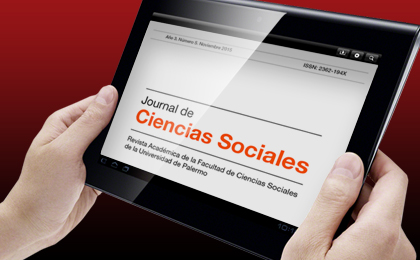 Journal de Ciencias Sociales: sexta edición