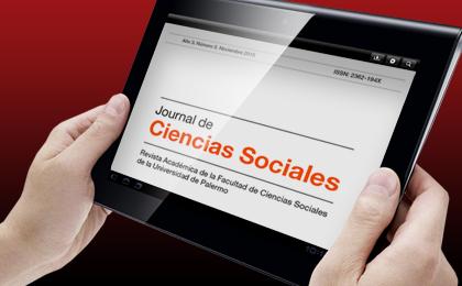 Journal de Ciencias Sociales: sexta edición