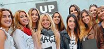 Alta Formación en moda Revista Caras-UP