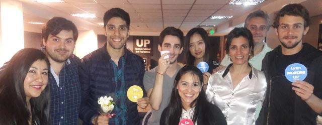 La UP finalista en los premios Reimagine Education