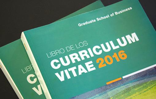 Libro de los Currículum Vitae 2016