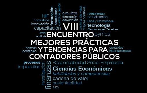 VIII EncuentroMejores prácticas y tendencias para Contadores Públicos