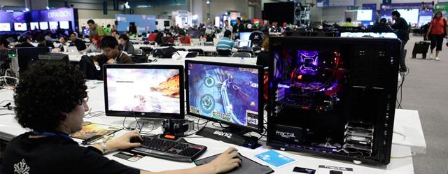 La UP en el Campus Party Argentina 2016