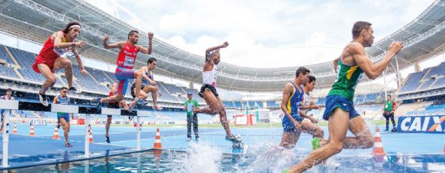 Clase abierta delLaboratorio del Disfrute: Atletismo mental