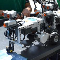 Convocatoria: Equipo representante UP en Robótica