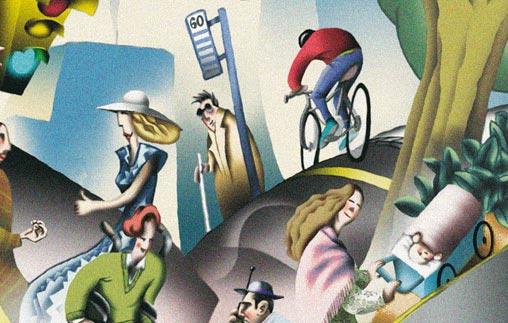 Lo urbano y lo humano. Hábitat y discapacidad