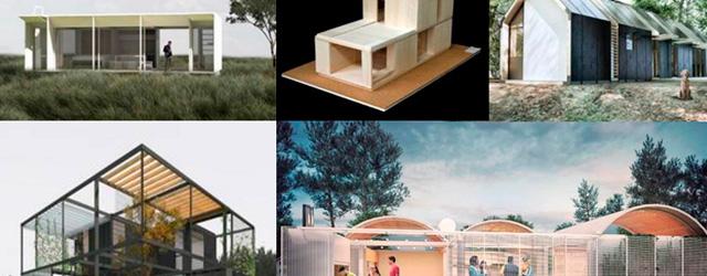 Cinco casas r pidas y baratas la facultad facultad de for Decano dela facultad de arquitectura