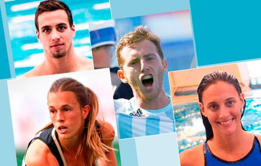 Alumnos UP en los juegos olímpicos