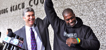 Clase abierta: Justin Brooks de Innocence Project