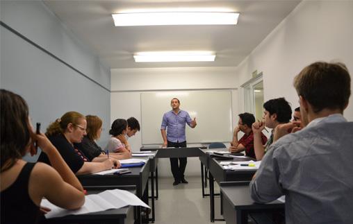 """La Universidad de Palermo sede de los debates finales de """"Debate Club"""""""