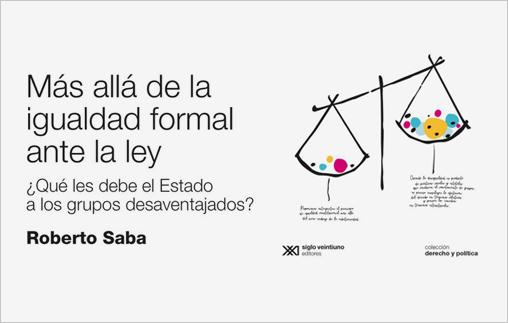 Nuevo libro del Profesor Roberto Saba