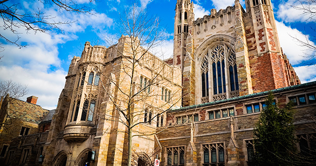 Intercambio estudiantil con Yale Law School