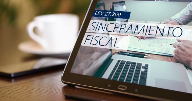 Ley de Sinceramiento Fiscal