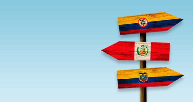 La UP viaja a tu país