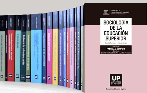 Presentación del libro: Sociología de la Educación Superior. Contribuciones y sus contextos