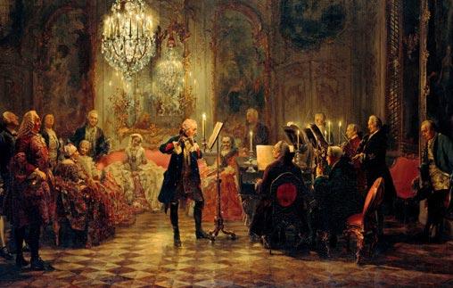 Ciclo de encuentros de Arte: Formas y géneros musicales
