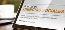 Nuevo Número del Journal de Ciencias Sociales de la Universidad de Palermo
