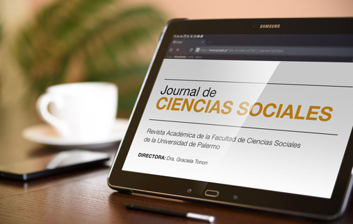 Journal de Ciencias Sociales: edición Nº 7