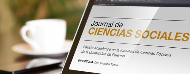 Nuevo Número del Journal de Ciencias Sociales