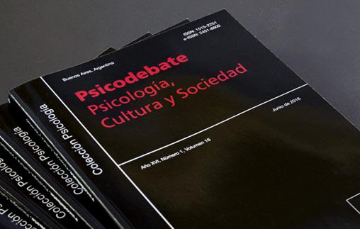 Revista Psicodebate:Presentación de las ediciones Nº 15 y 16