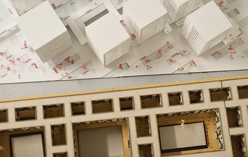 Exposición: Muestra abierta de la Facultad de Arquitectura