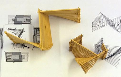 Workshop: Cosas vistas. Dialogando con Enric Miralles. Sustancia-forma-significado