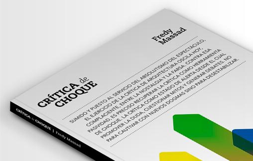 Presentación: Crítica de choque, el último libro de Fredy Masad