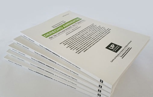 Revista de Derecho Ambiental: Convocatoria para presentación de artículos