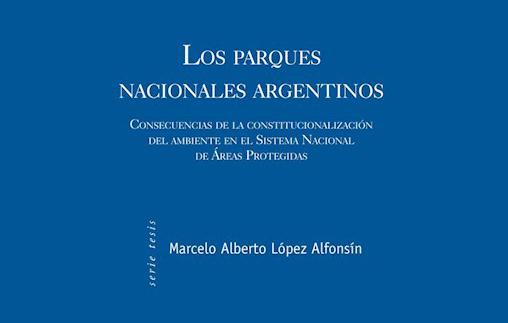 Nuevo libro del profesor Marcelo López Alfonsín