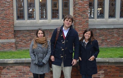 Celeste Elorriaga, alumna de Maestría, cuenta su experiencia en Yale Law School