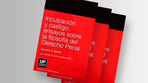 Presentación: Nuevo libro de la Colección de Ciencias Jurídicas