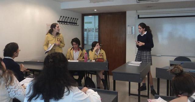 La Facultad de Derecho fue sede de las finales del torneo interescolar de
